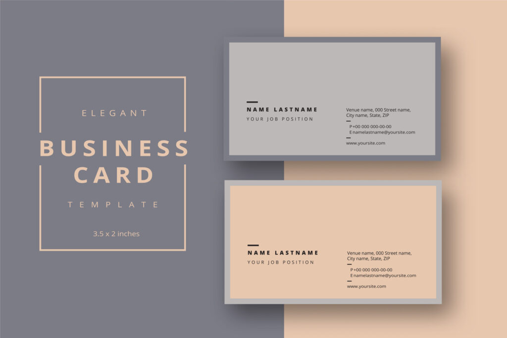 Optimize Your First Impression With a Business Card